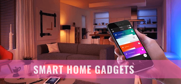 Smart Home Gadgets for Monitoring Your Home While Traveling