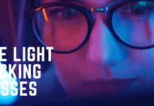 Wear Blue Light Blocking Glasses at Night