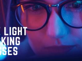 Wear Blue Light Blocking Glasses at Night