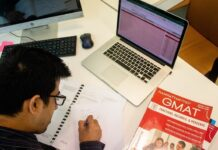 GMAT exam preparation