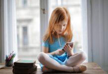 Smartphones for online classes