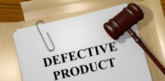 How To File A Compensation Claim Against A Defective Product Manufacturer