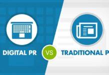 Digital PR Versus Traditional PR