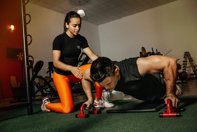 Personal Trainer To Reach Your Fitness Goals